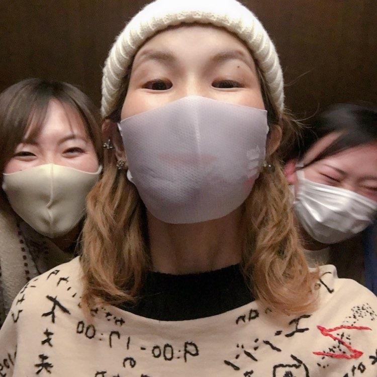 マスクの弊害==w